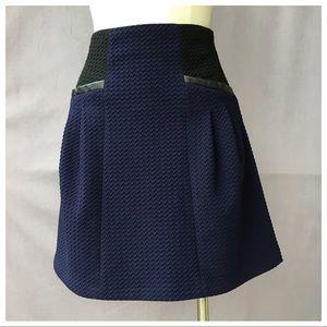 Nanette Lenore Bergdorf Texture Skirt 0